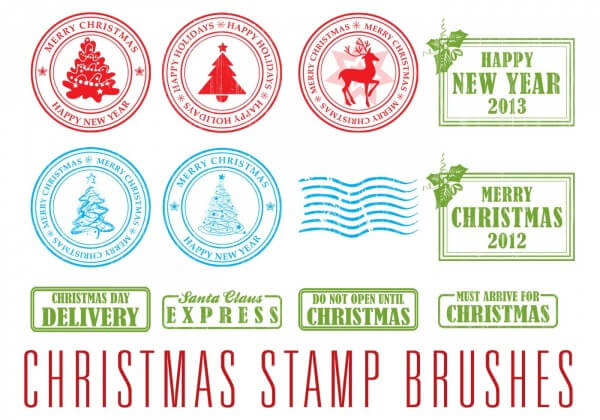 noel-christmas-stamp-brushes