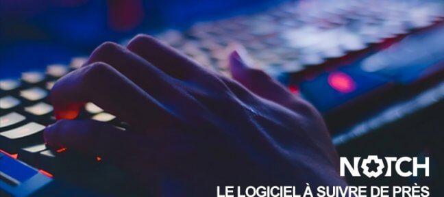 Notch: un logiciel d'animation graphique et d'effets visuels temps réel