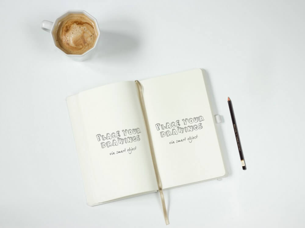 notebook-cup