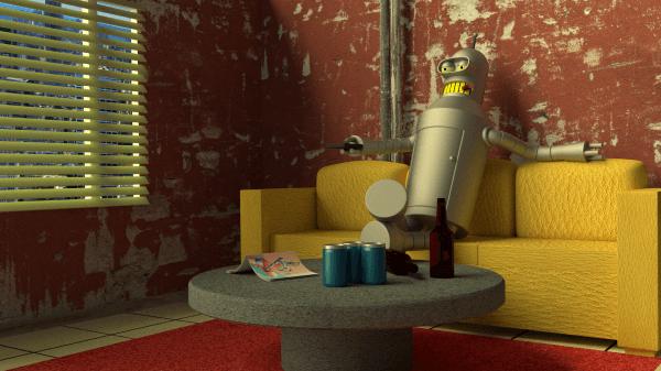 Tuto modélisation Robot