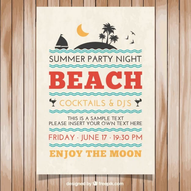 poster-of-summer-party