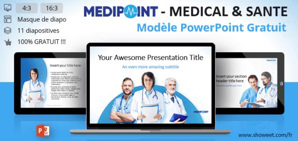 powerpoint médical