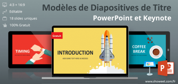 powerpoint titres
