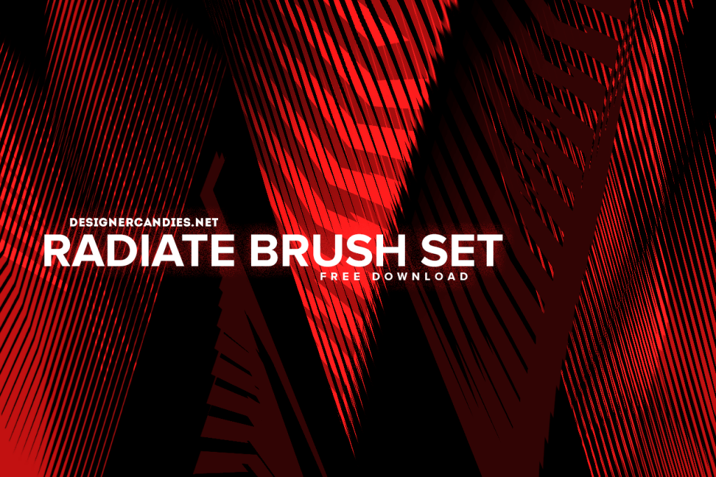 radiate-brushes-set