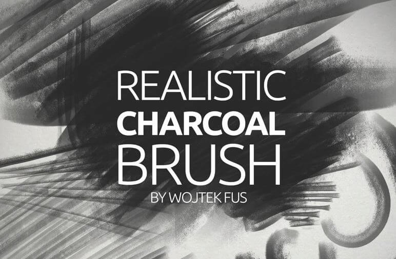realistic-charchoal-brush