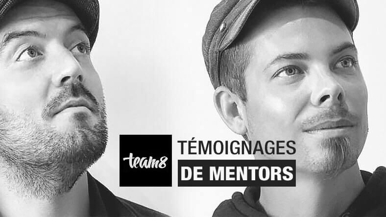 Programme Mentors : le retour de Damien et Kevin