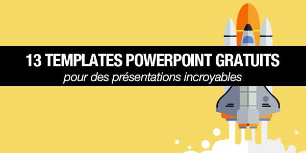Powerpoint : 13 présentations gratuites à couper le souffle