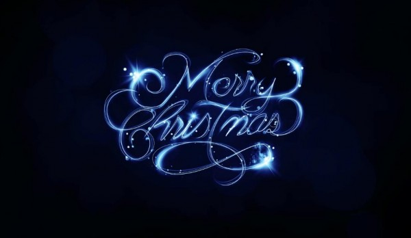 Christmas Photoshop text styles - GraphicsFuel