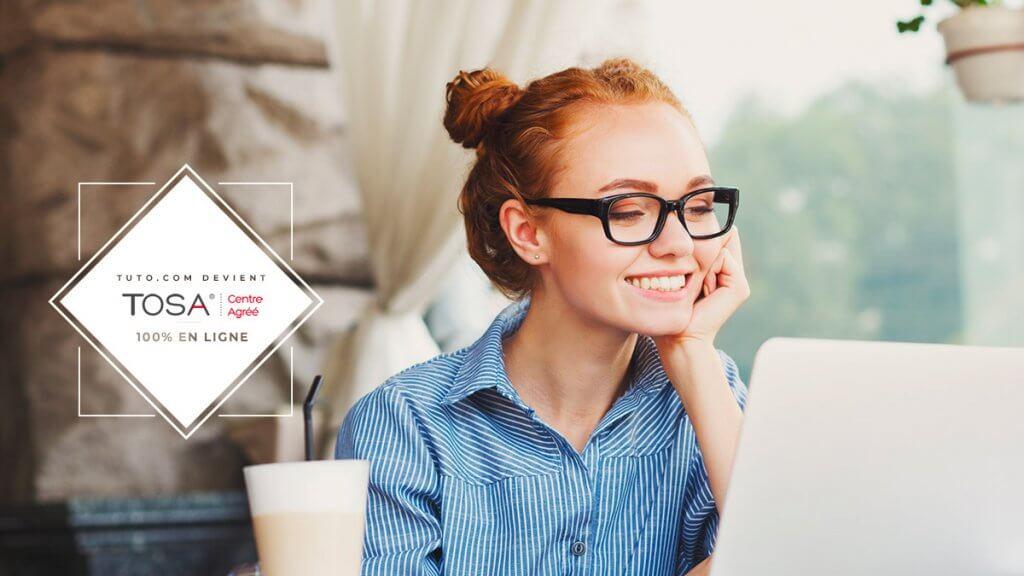 TOSA certification en ligne