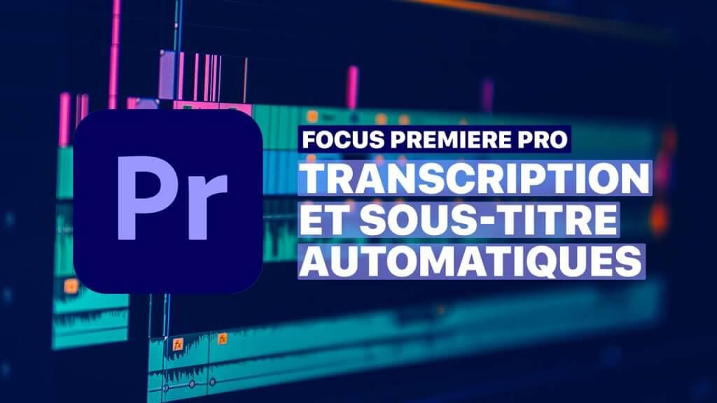 transcription auto premiere