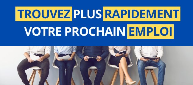 trouver emploi formation