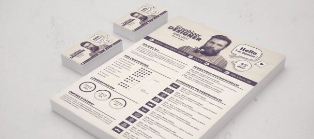 19 templates de cv gratuits et  u00e9l u00e9gants  u00e0 t u00e9l u00e9charger