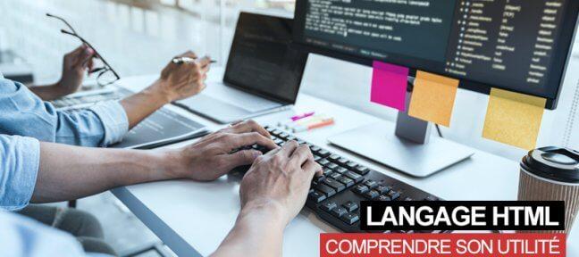 Découvrir le langage HTML