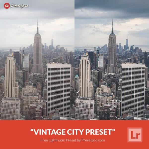 vintage city