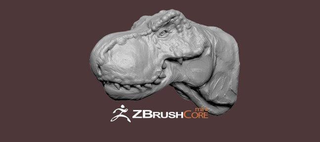 ZBrush Gratuit : ZBrushCoreMini