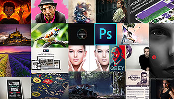 Illustration Formation Graphiste Photoshop
