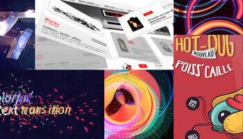 Illustration Formation Motion Designer