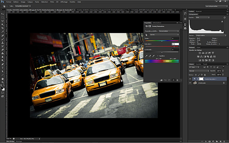 Formation Photoshop CC